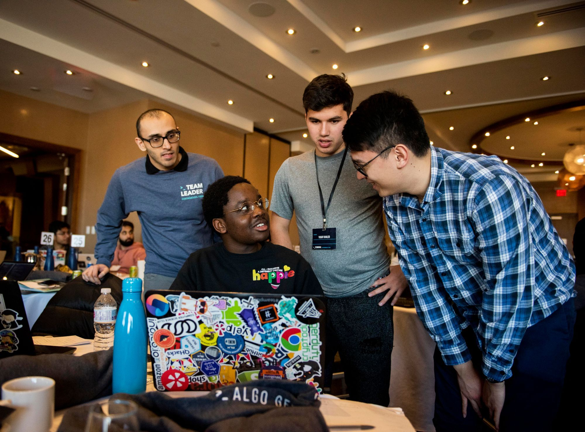 Waterloo Students Take Home $25k in Cash Prizes at 'TERMINAL: LIVE' AI Coding Competition