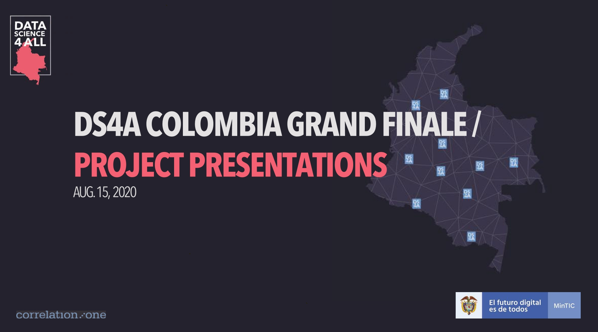 Data Science for All: Colombia Graduates 500+ new data professionals