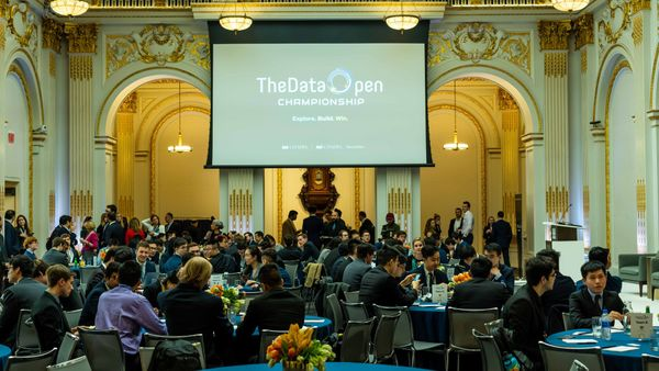 Caltech Team Wins $100,000 at 2019 Data Open Championship