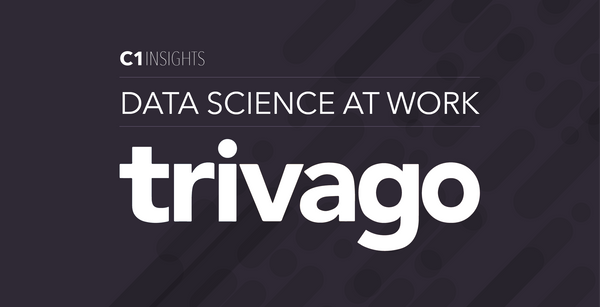 Data Science at Work: trivago