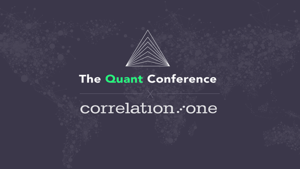 Proud To Announce Our New Partnership With The Quant Conference!