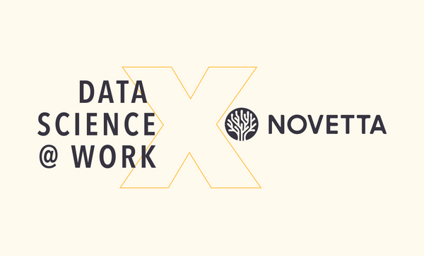 Data Science @ Work x Novetta