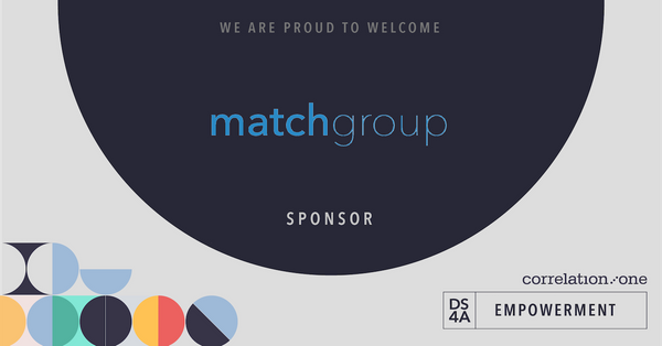 It's a Match! DS4A / Empowerment welcomes Match Group as a launch Sponsor