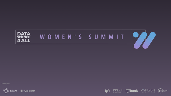 DS4A: Women's Summit Fall 2020 - Capstone Project Winners Showcase